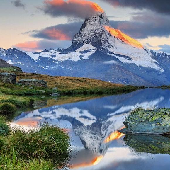 Alps Haute Route Trek   MT Sobek