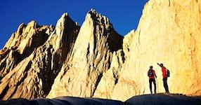 California John Muir Trail Southbound to Mt. Whitney Trek