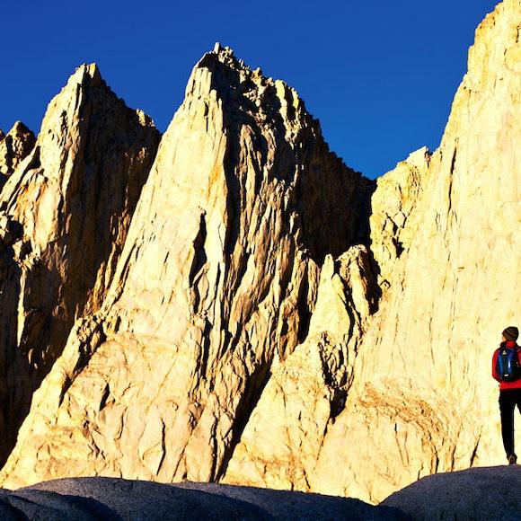 California John Muir Trail Southbound to Mt. Whitney Trek | MT Sobek