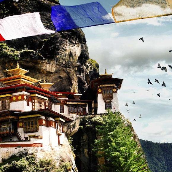 Bhutan Trek and Cultural Discovery | MT Sobek