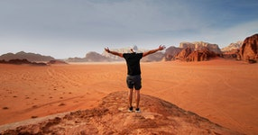 Jordan Passage to Petra Trekking