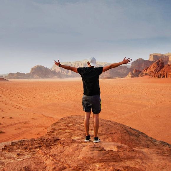 Jordan Passage to Petra Trekking  | MT Sobek