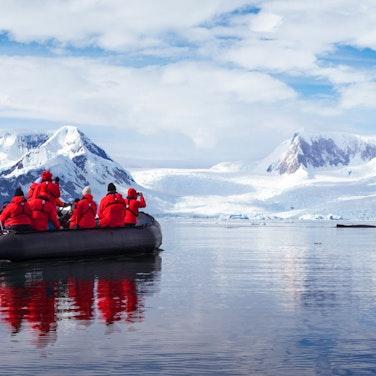 Antarctica Fly & Adventure Cruise