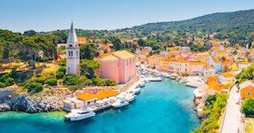 Croatia Istria and the Dalmatian Coast Hiking