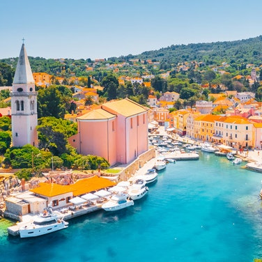 Croatia Istria and the Dalmatian Coast Hiking