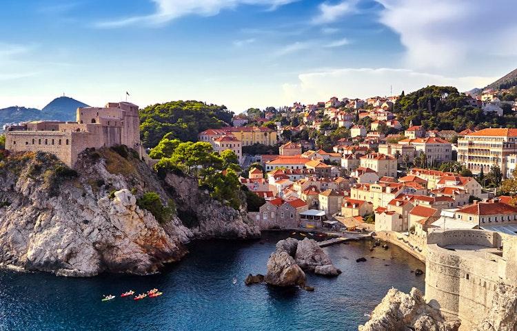 coast - Croatia Hiking & Kayaking Private Adventure