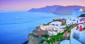 Greece Naxos & Santorini Private Adventure