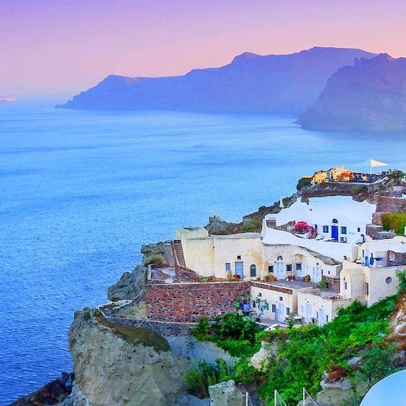 Greece Naxos & Santorini Private Adventure   MT Sobek