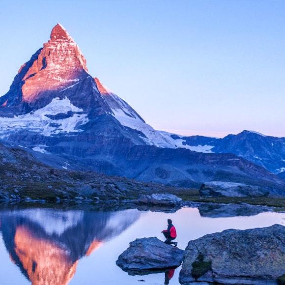 Alps Around the Matterhorn Trek   MT Sobek
