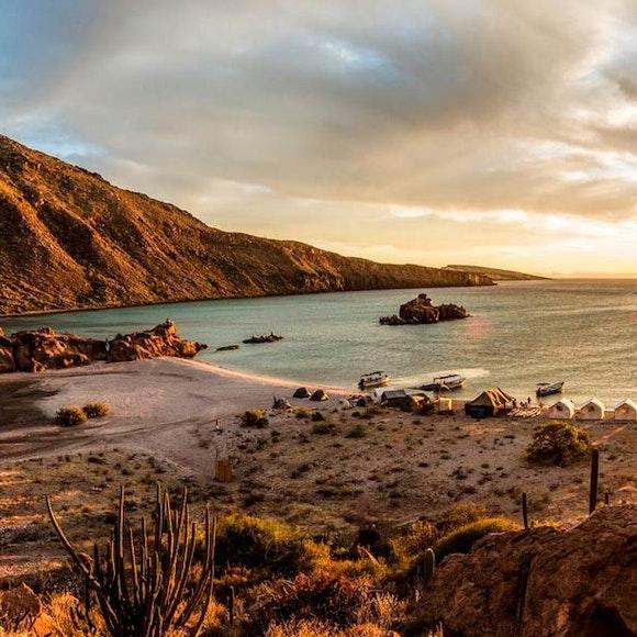 Mexico Baja Glamping Private Adventure | MT Sobek