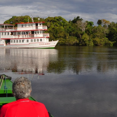 Brazil Amazonas Wildlife River Cruise