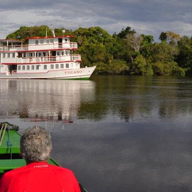 Brazil Amazonas Wildlife River Cruise