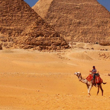Egypt Pyramids, Temples & Nile Multi-Adventure