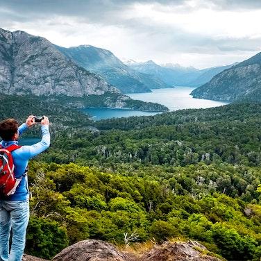 Chile Lake District Trekking