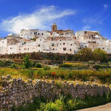 Italy Coastal Puglia Hiking