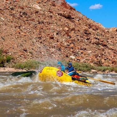Utah Cataract Canyon 7-Day River Rafting