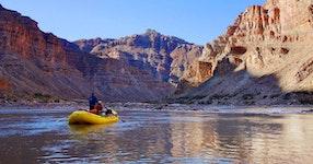 Utah Colorado River Cataract Canyon River Rafting