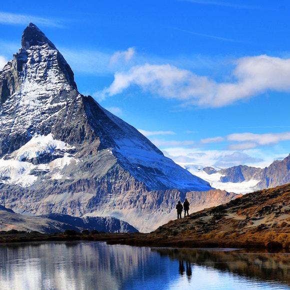 Alps Chamonix & Zermatt Hiking   MT Sobek