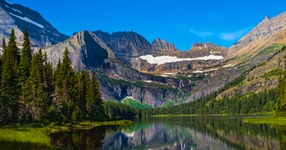 Montana Glacier National Park Hiking Adventure