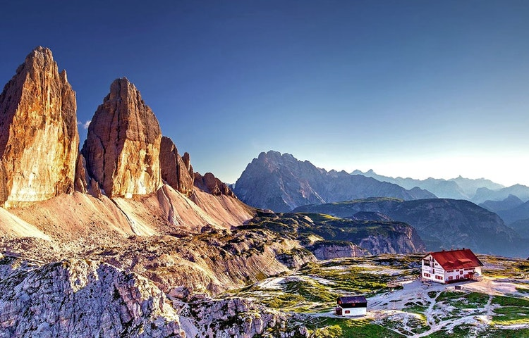 panoramic - Italy Heart of the Dolomites Hiking