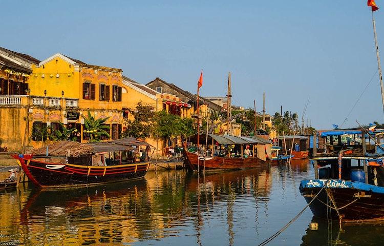 river - Vietnam Mountains & Bay Multi-Adventure