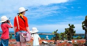 Ecuador Galapagos Island Family Adventure Cruise