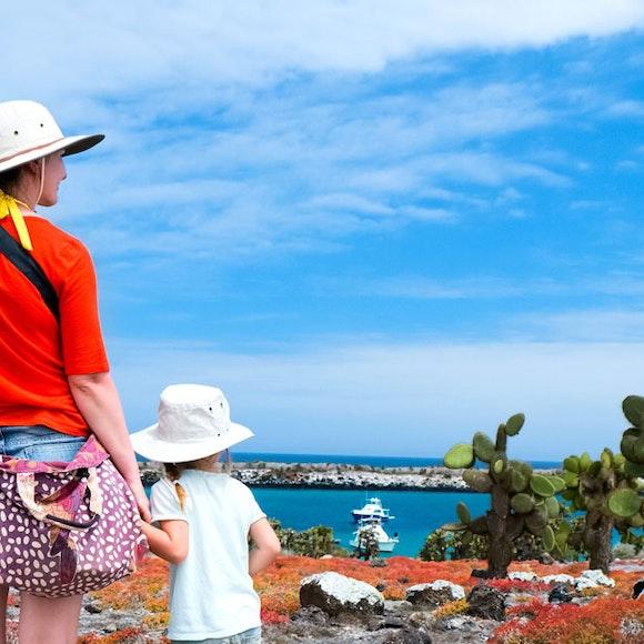 Ecuador Galapagos Island Family Adventure Cruise   MT Sobek