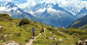 Alps Mont Blanc Family Adventure