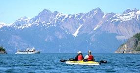 Alaska Glacier Bay Historic Ship Adventure Cruising