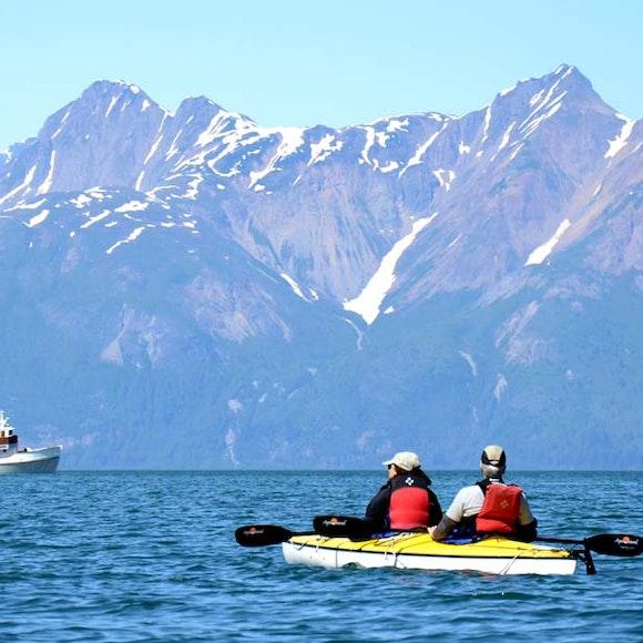 Alaska Glacier Bay Historic Ship Adventure Cruising   MT Sobek