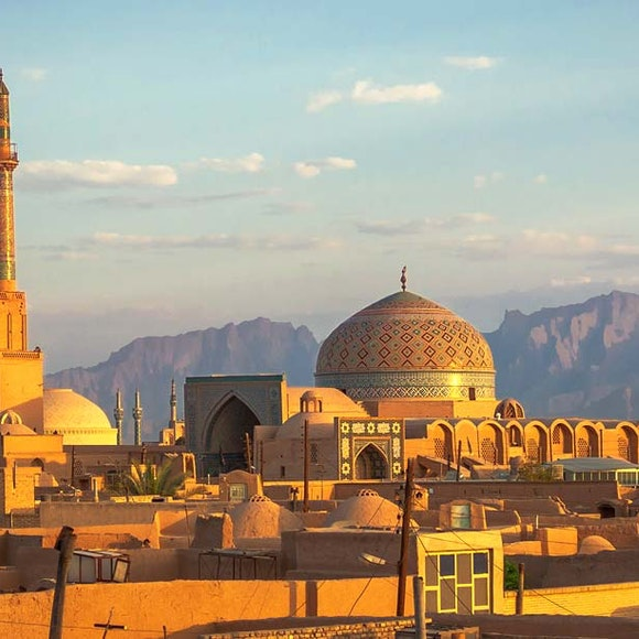 Iran Treasures Cultural Discovery   MT Sobek