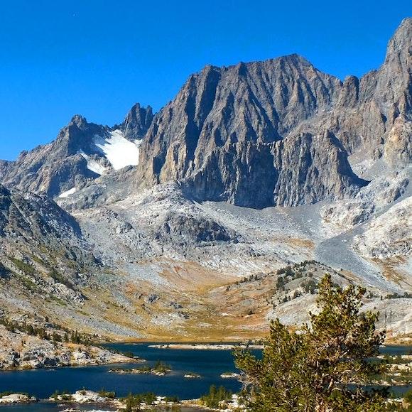 California John Muir Trail Northbound to Yosemite Trek   MT Sobek