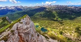 Slovenia Julian Alps Hiking