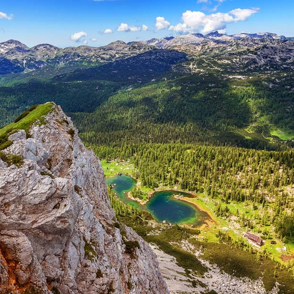 Slovenia Julian Alps Hiking | MT Sobek