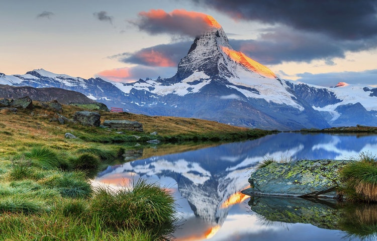 matterhorn - Alps Chamonix & Zermatt Hiking