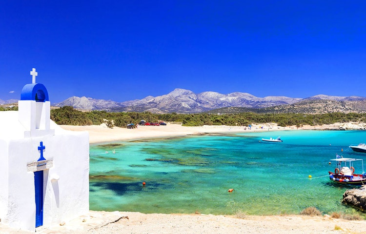 church - Greece Naxos & Santorini Private Adventure
