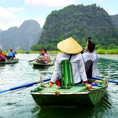 Vietnam Mountains & Bay Multi-Adventure