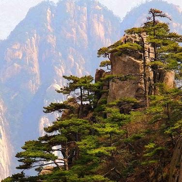 China: Yosemite Sister Parks Hiking