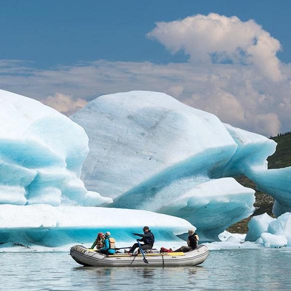 Alaska Alsek River Rafting | MT Sobek