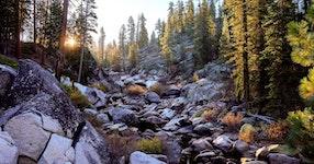 California High Sierra Odyssey Trek