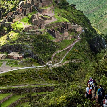 Peru Sacred Valley Hiking
