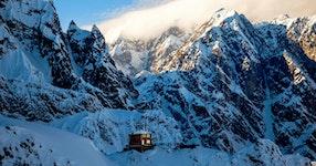 Alaska Denali Glacier Private Multi-Adventure