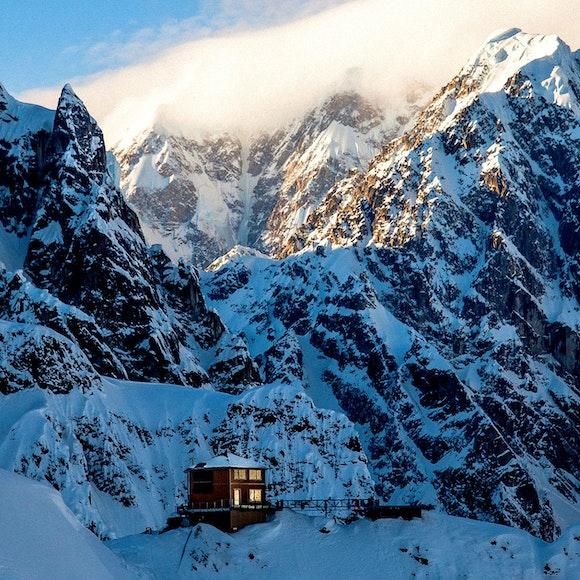 Alaska Denali Glacier Private Multi-Adventure   MT Sobek
