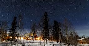 Alaska Winter Wilderness Private Multi-Adventure