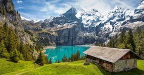 Switzerland Bernese Oberland Trek
