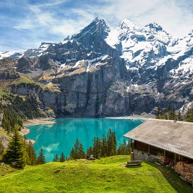 Switzerland Bernese Oberland Trek