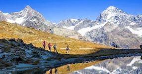 Alps Tour du Mont Blanc Hiking