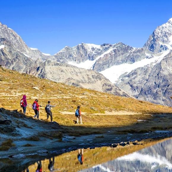Alps Tour du Mont Blanc Hiking | MT Sobek