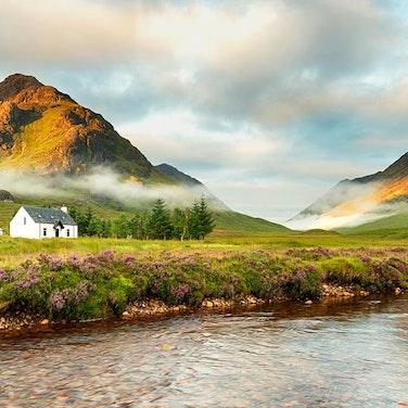 Scotland Western Isles Hiking