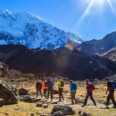 Peru Machu Picchu Lodge-to-Lodge Trek